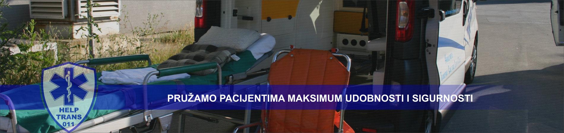Pružamo pacijentima maksimum udobnosti i sigurnosti