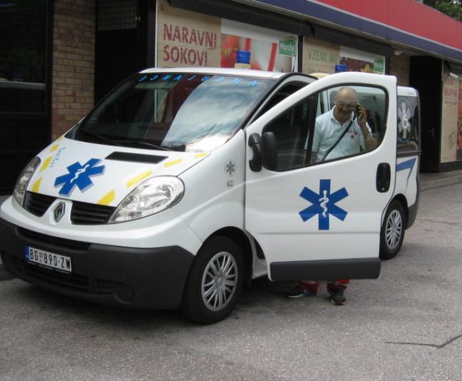 Help Trans 011 je preduzeće sa 10- godišnjim iskustvom za prevoz pacijenata