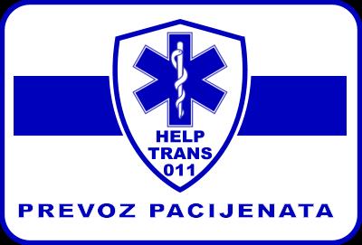 Help Trans 011 prevoz pacijenata
